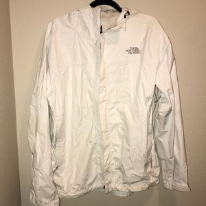 Men's White The North Face